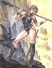 Fearless Defenders #1 Manara variant