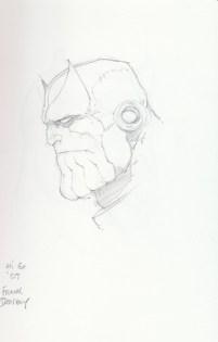 Thanos Sketch