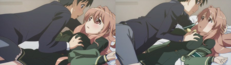 Rail Wars! vol.01 BD changes (3)