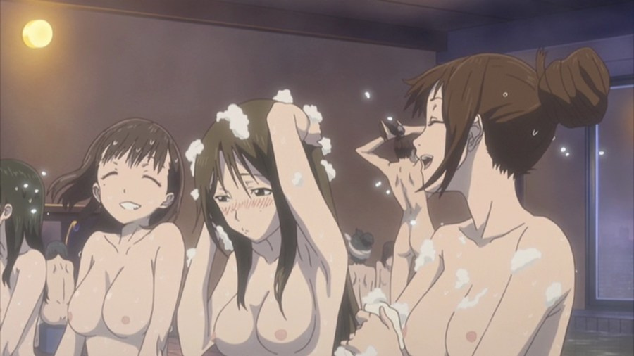 Anime With Nude Scenes