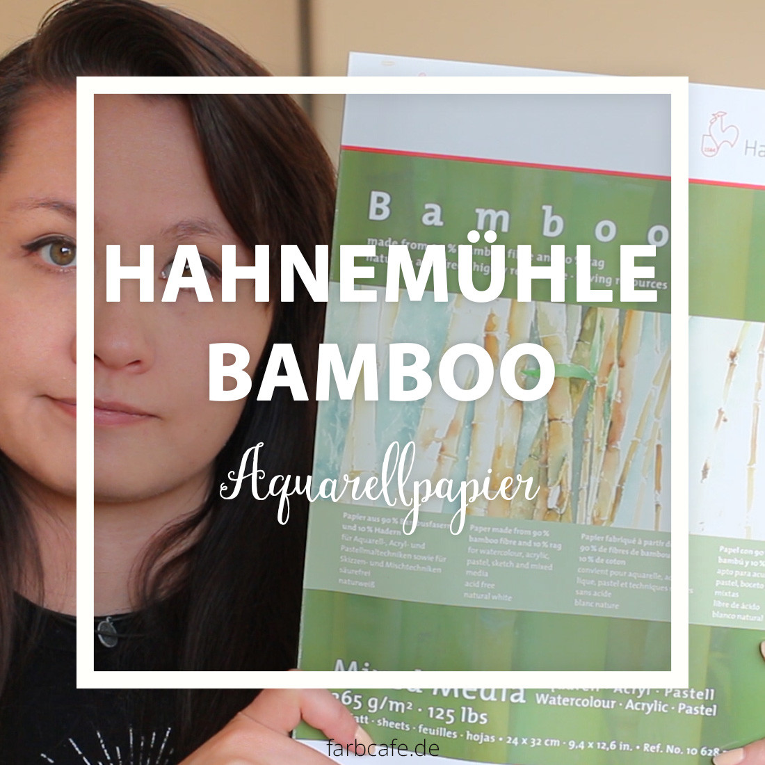 Hahnemühle Bamboo Mixed Media Testbericht
