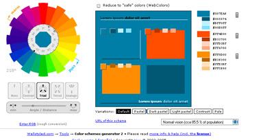Color Scheme Generator 2