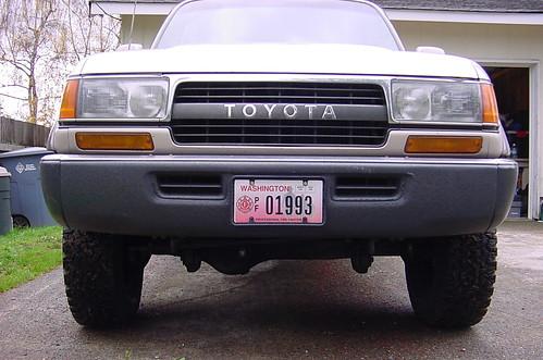 Toyota FJ80 Land Cruiser