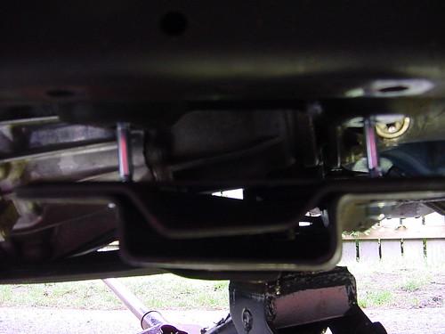 Lowering the Toyota FJ80 Land Cruiser Transfer Case
