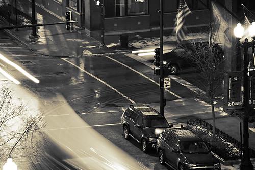 Traffic Lights Turn green tonight