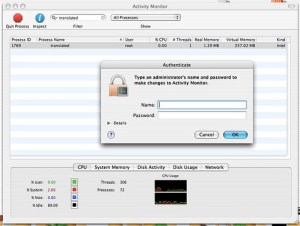 How To Manage OS X Processes