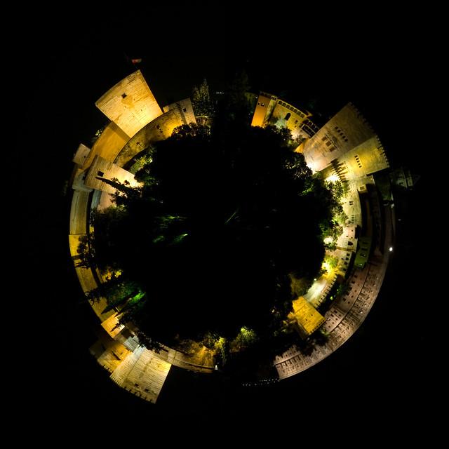 Planet Alhambra