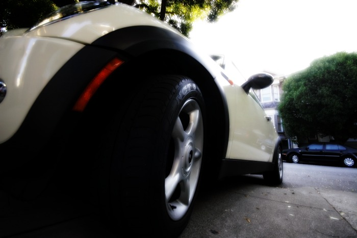 The BMW Mini - NCT 5