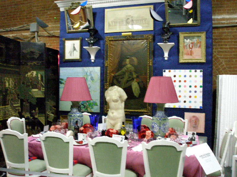 Dining By Design: Kirk Brummel Collection and Miles Redd