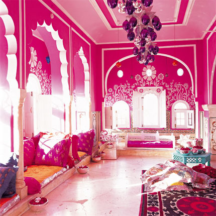 Fashion Inspired Interiors