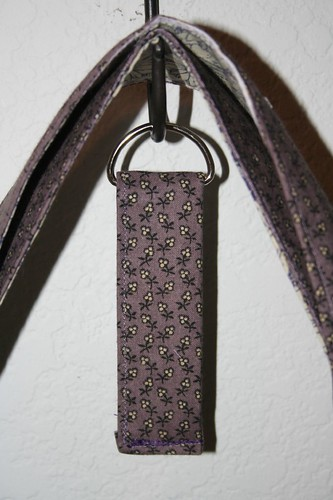 swing bag, matching key chain