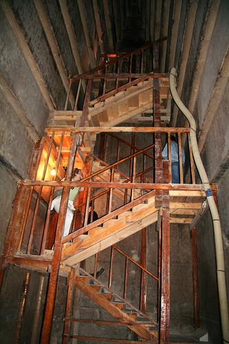 inside snefru 3rd pyramid 2 by girldiplomat.