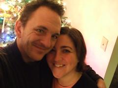 Danny and Shauna Christmas 2006