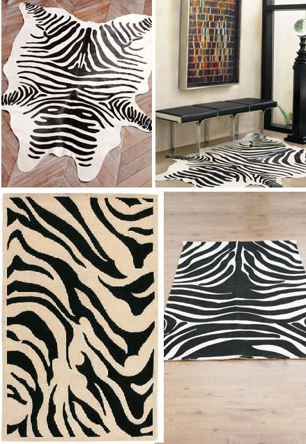Zebra Patterns - Do You Approve?