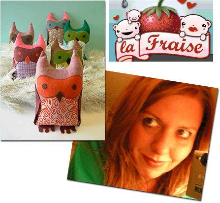 Thank you, la Fraise!