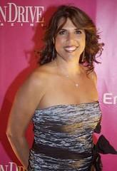 Jennifer Capriati - sony ericsson players party