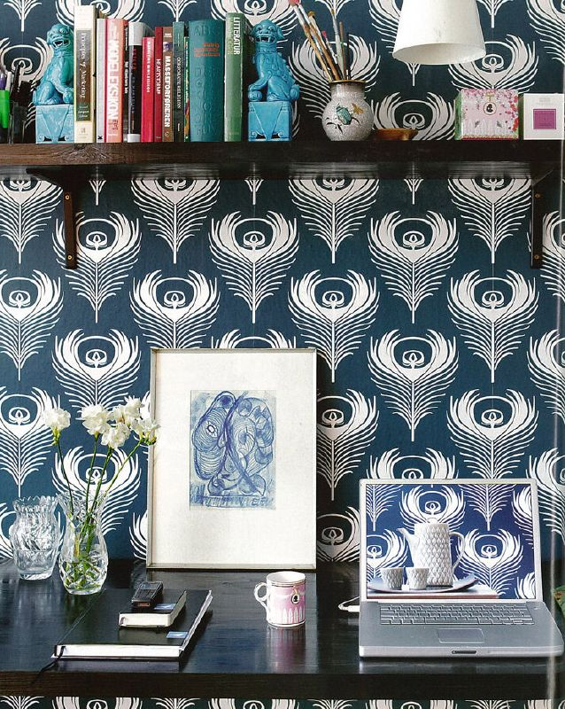 Ferm Living Wallpaper and Wall Decals