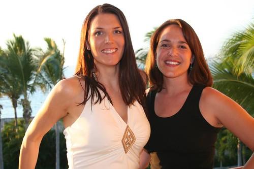 Em and Kelli