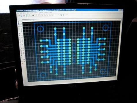 Xela Teco: designing electrical circuit