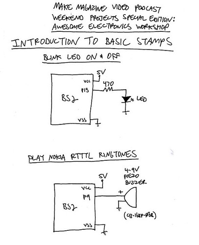 Joe Grand's Simple Schematics