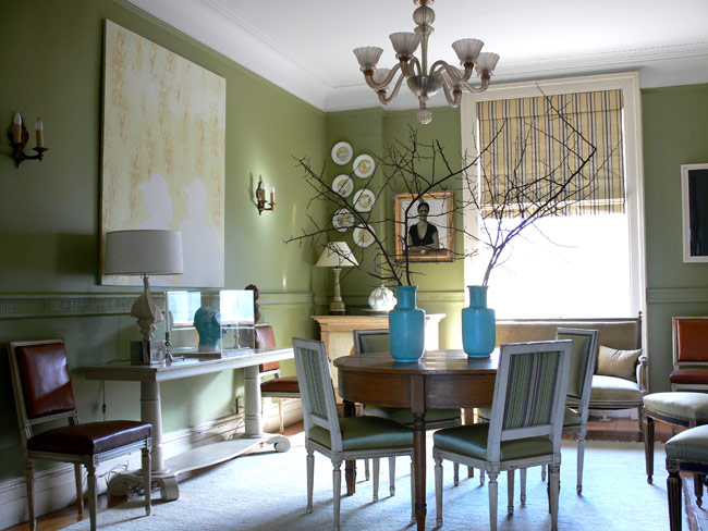 Color of the Month: GREEN