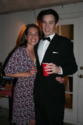 man in a tuxedo