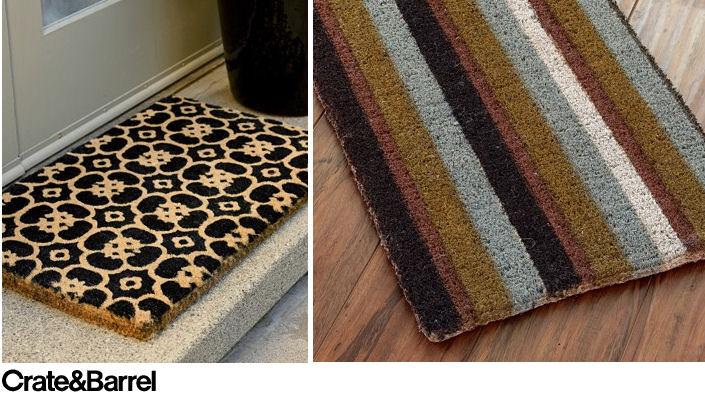 Spring Doormat Round-Up!