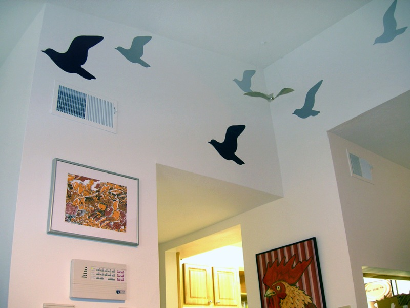 Artsy Walls: Art School Dropout
