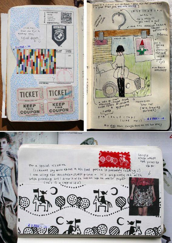 Journals As Inspiration