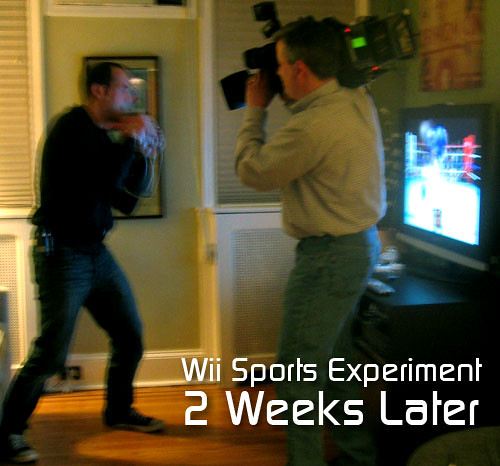 wii 2 weeks later