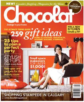 *New* Chocolat Magazine from Canada!