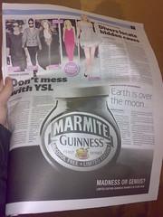 Marmite advert