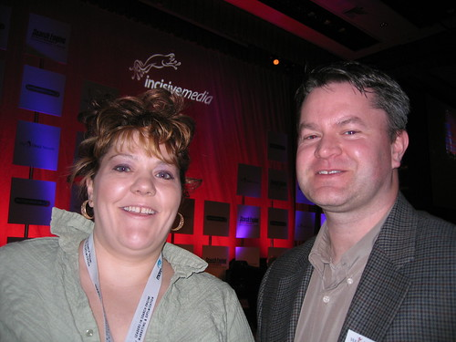 Li Evans and Greg Meyers of Commerce360 - SES NY 07