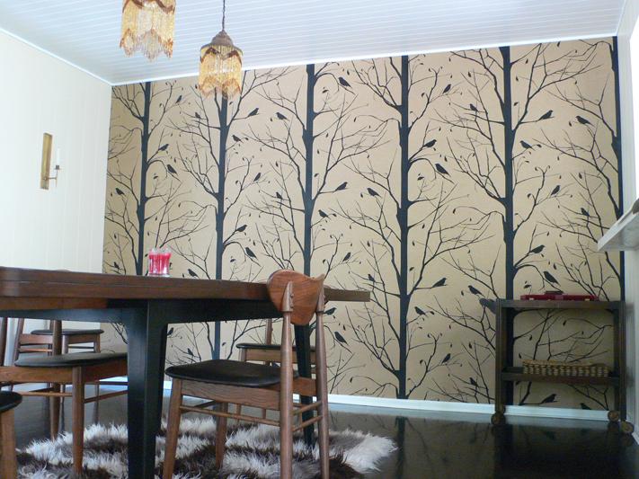 Walnut Wallpaper (+ Paper Ideas For You!)