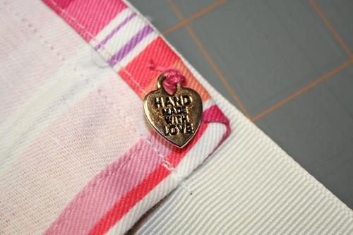 apron tags