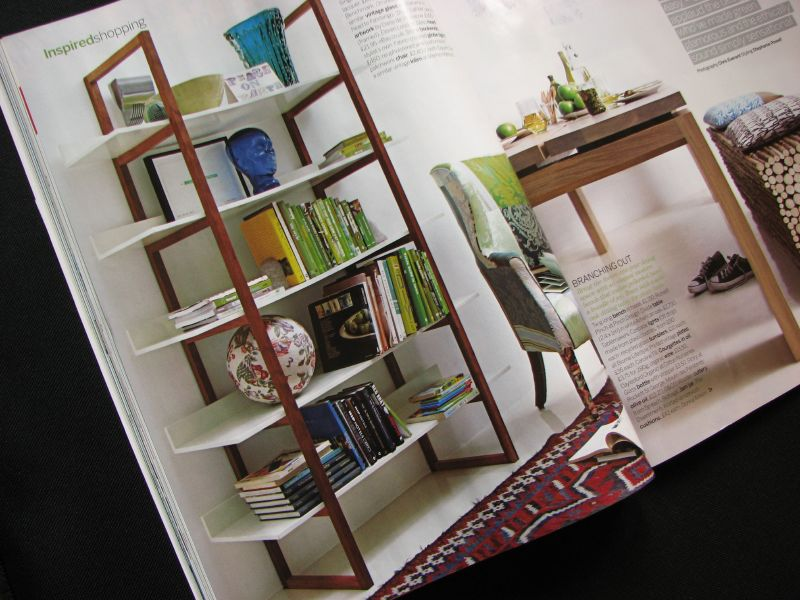 Bookcase Envy from Benchmark