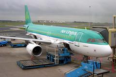 Aer Lingus A320 EI-CVC