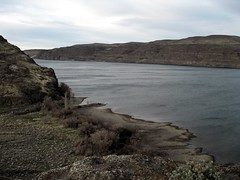 Views of the Columbia River near Vantage, Washington