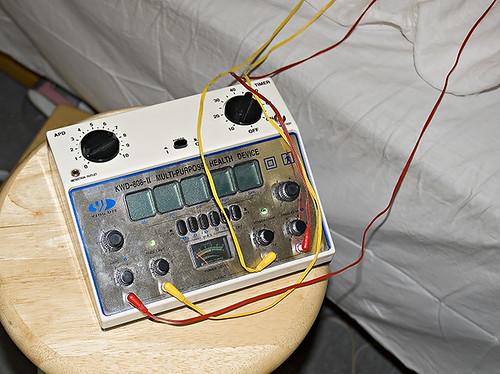 KWD-808-II Multi-Purpose Health Device