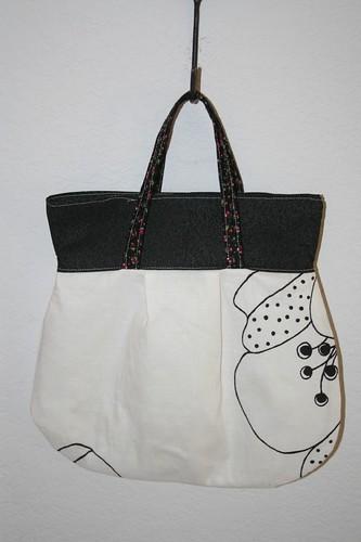 Frenchie handbag