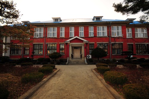 Winsborough Hall, Gwangju Speer Girls' High School