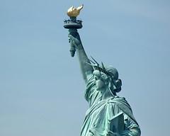 "Liberty's warning - ""If ye love wealth be..."