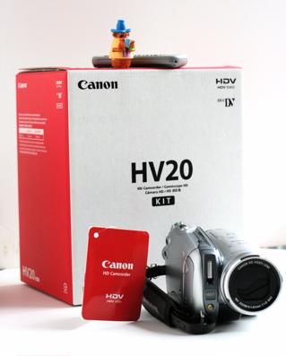 Redpilot's new camcorder