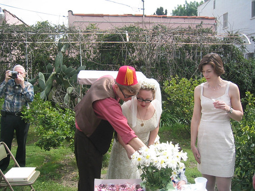 wedding: cupcakes