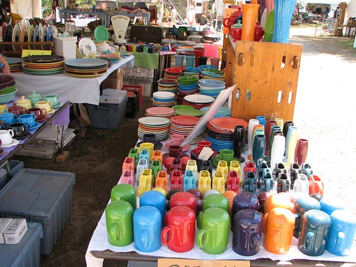 Flea Markets and Indie Craft Shows