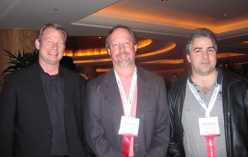 Brett Tabke, Chris Sherman, and Michael Gray - SES NY 07