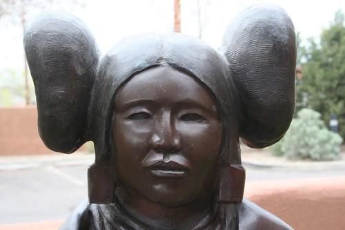 princess leah, santa fe style