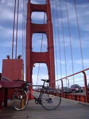 Fuji and Golden Gate
