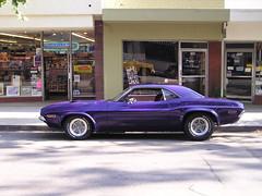 Purple Car - Cruisin' Night