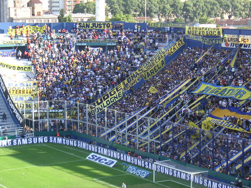 La Boca side - away team